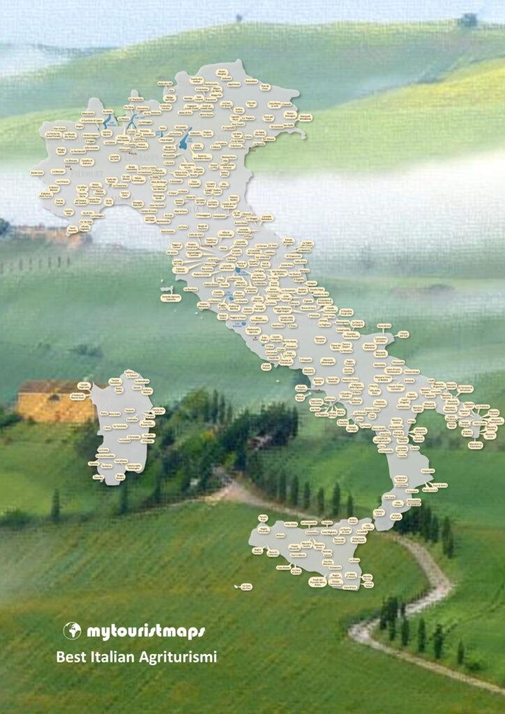 Best Italian Agriturismi