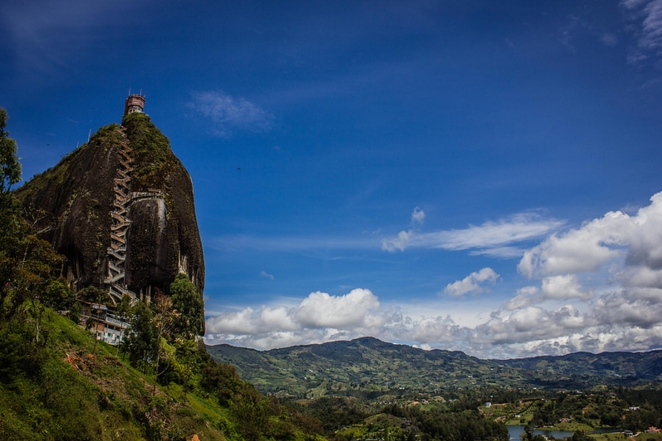 Rock of Guatapè