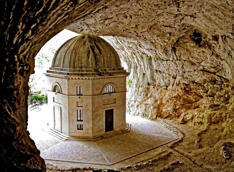Valadier Temple