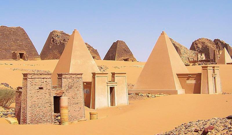 Nubian Pyramids